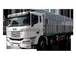 Xe tải C&C 340PS 8x4
