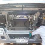 Bao duong xe HOWO 002