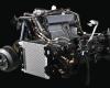 Bộ tản nhiệt bố trí phía trước- giải nhiệt tốt và tiết kiệm nhiên liệu