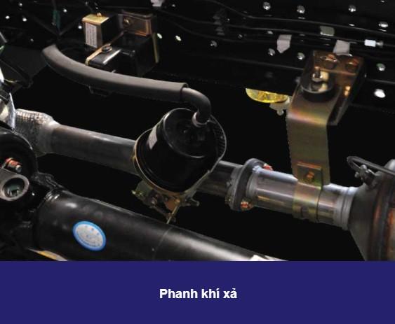 Hiệu suất xe tải IZ200 (1)
