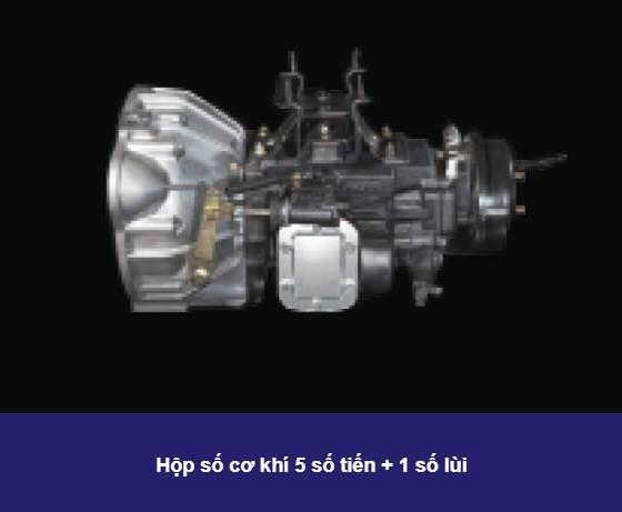 Hiệu suất xe tải IZ200 (2)