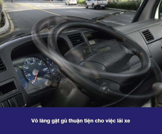 Nội thất xe tải IZ200 (3)