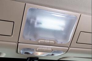 Bộ điều khiển đèn trong cabin thuận tiện