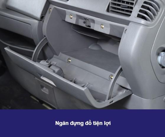 Nội thất xe tải IZ200 (5)