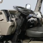 Tay lái gật gù tích hợp nút điều khiển âm thanh
